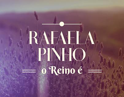 Rafaela Pinho | O Reino É (Lyric Video)