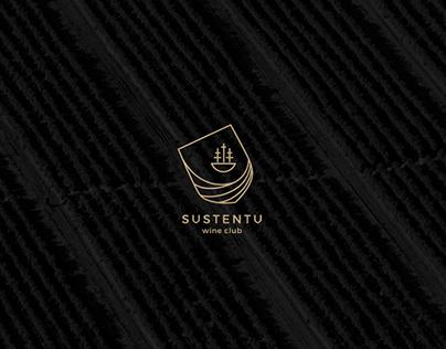 Sustentu Wine Club // Identity and web