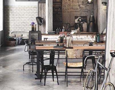 Craft Industry - Rendering