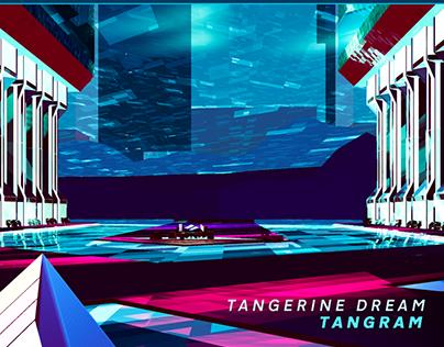 TANGRAM Album Art & Typography