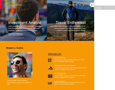 PSD to HTML Responsive Layout