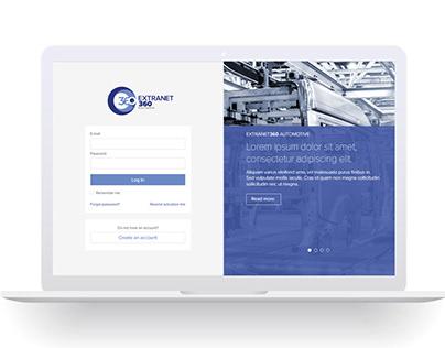 Extranet360 - Exact System