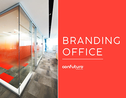 CONFUTURO - BRANDING & INTERIOR DESIGN