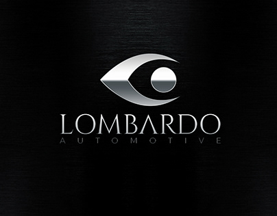 Lombardo Automotive Logotipo & Brand Identity Project