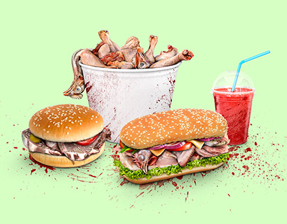 Ethical fast food.