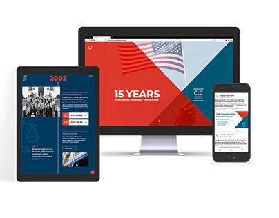 CLC (Campaign Legal Center): Organizational Rebrand
