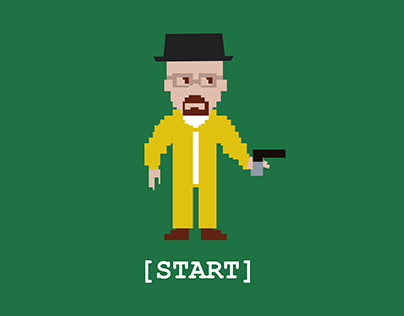 Doodle - Breaking Bad Game