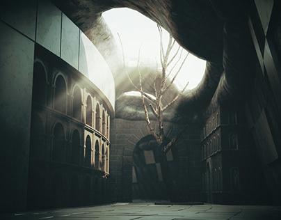 Dark Arches Passage