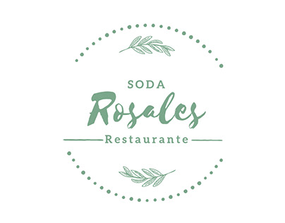 Rosales Restaurant, Menu Design and Photography