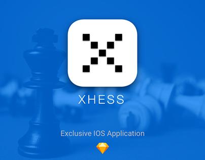 XHESS- An IOS chess App case study