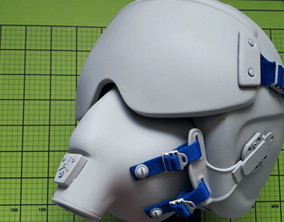 NIKE - FIGHTER PILOT HELMET