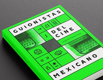 Guionistas del Cine Mexicano - Book