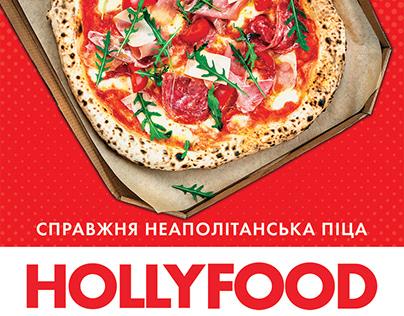Pizzeria branding