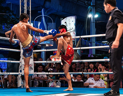 December 19th 2012, Bangkok, Thailand, MBK Fight Night.