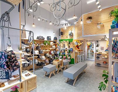 Perky Gramado Store