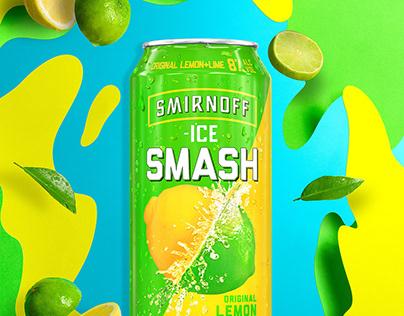 SMIRNOFF ICE SMASH