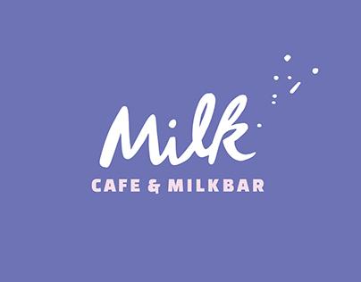 Milk: Branding & Signage