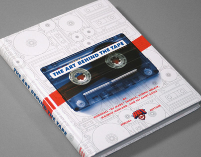 The Art Behind the Tape Book