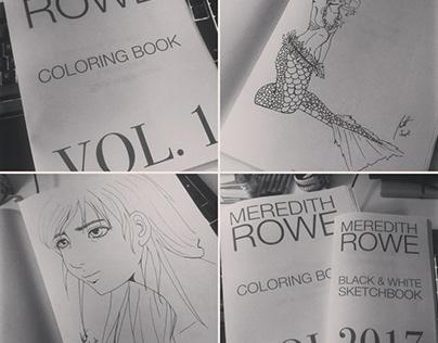Coloring Book Vol 1
