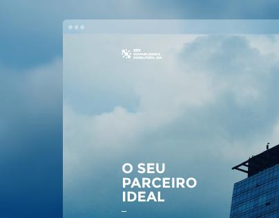 3RV Website Redesign