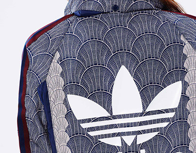 Shelltoe Superstar print /// adidas originals SS16