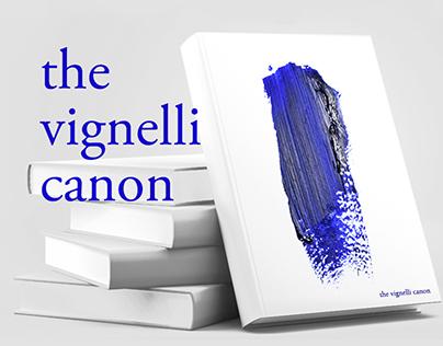The Vignelli Canon