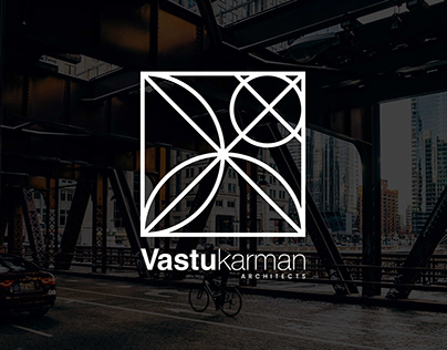 Logo & Branding - VASTUKARMAN Architects