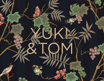 Yuki & Tom | Wedding Invite
