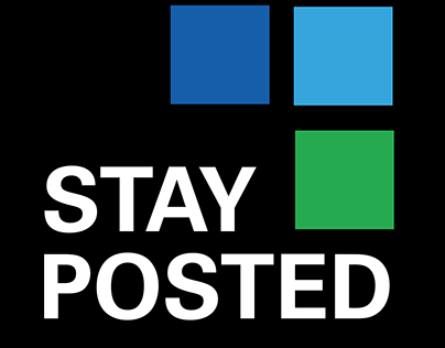 Stay Posted - Message Campaign