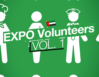 Expo 2020 Volunteers | VOL.1