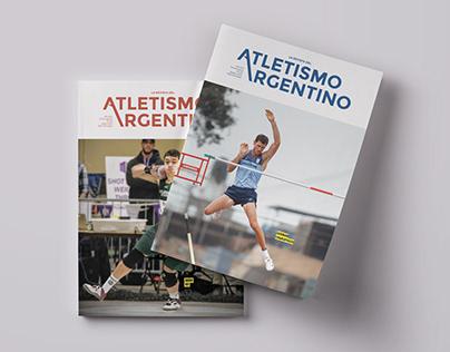 Atletismo Argentino Magazine+Branding+Website