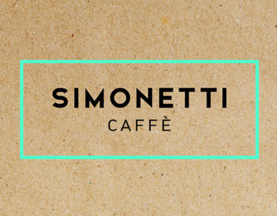 Caffè Simonetti - Packaging