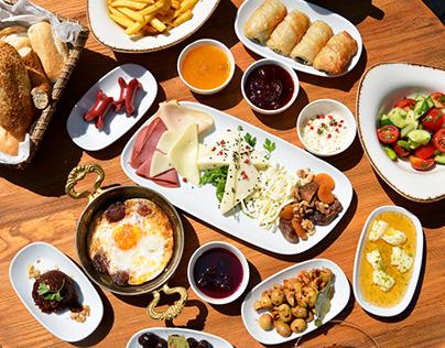ZEST Büyükada - Kahvaltı Fotoğraf Çekimi
