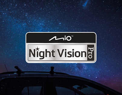 Night vision badge