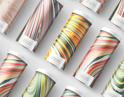 Acque Di Italia | Limited Edition Packaging.