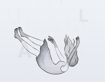 """Falling"" animation"