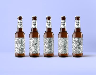 Anti-stress Coloring & Beer