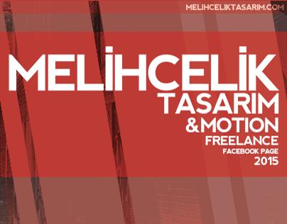 Melih Çelik Social Banner
