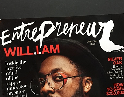 Entrepreneur Magazine Masthead, Titles and Column