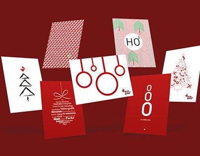 Christmas Cards - Designakademie Rostock