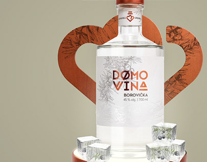 DOMOVINA | BAR DISPLAY