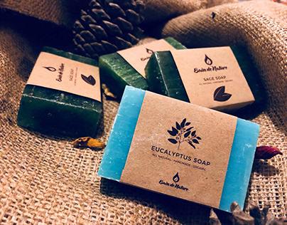 Bain De Nature - Branding and Label Design