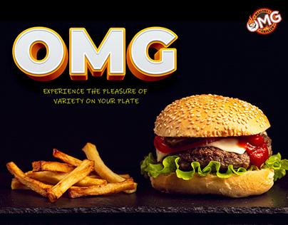 OMG A burger Company