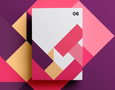 Visual artwork series 1-10