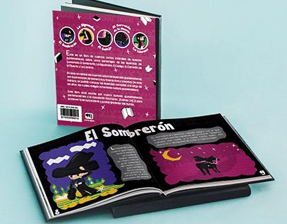 Diseño y diagramación de libro infantil