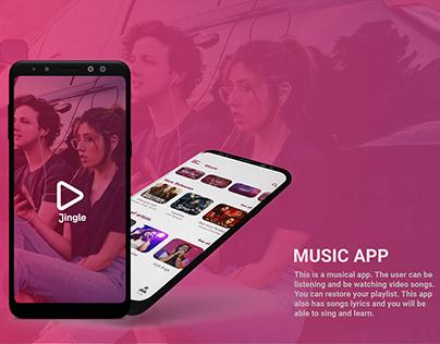 Jingle Music app