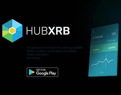 HUBXRB APP ANDROID RAIBLOCK BITCOIN