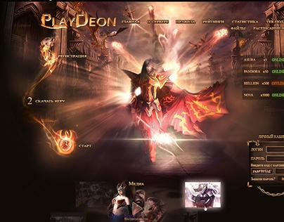 PlayDeon / InoaGame