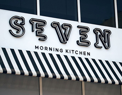 Seven Morning Kitchen // Branding