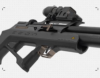 ZEON - The Air Gun.